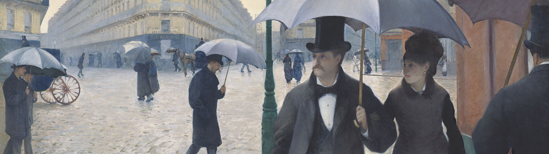 Impressionism and Fashion / Paris to U.S.