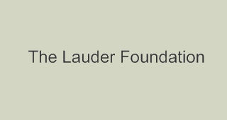 The Lauder Foundation