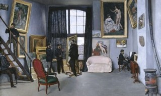"""Catalog """"Frédéric Bazille and the Birth of Impressionism"""""""