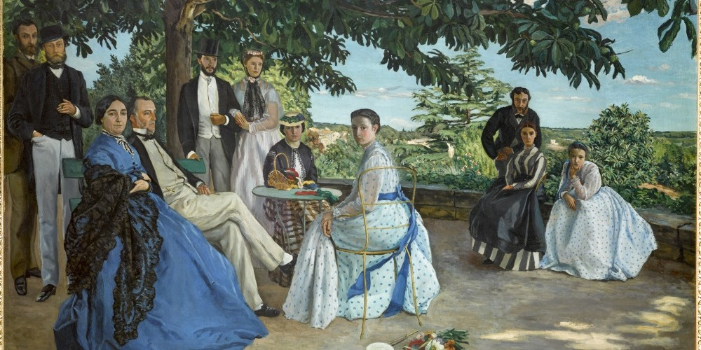 Frédéric Bazille (1841-1870). The Youth of Impressionism. | AFMO
