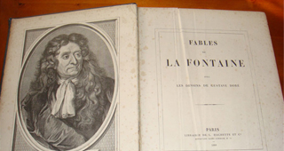 Fables of La Fontaine, illustrated by Gustave Doré